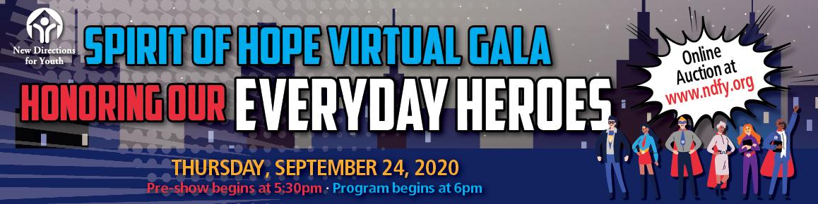 ndy virtual gala 2020